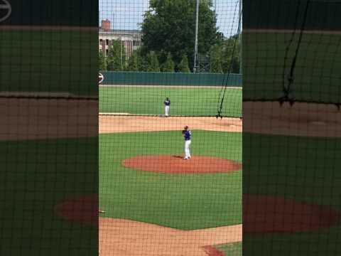 Elijah Crowell SS - Baseball Highlights Class of 2017