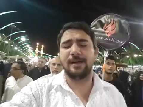 2 Bari Saadatain Jannay K Lye Video Dekhye Farhan Ali Waris From Karbala Iraq