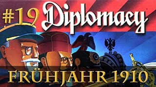 Let's Play Diplomacy: Frühjahr 1910 (Steinwallens Lager / Play-by-Mail)