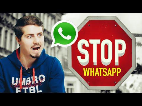 МНЕНИЕ! Разоблачение WhatsApp. Ваша переписка под угрозой