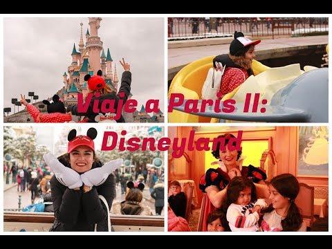 Viaje a Paris II: Disneyland