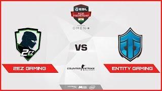 CS GO |2EZ Gaming vs Entity Gaming(Inferno)|ESL India Premiership 2018|Summer Season|April | Day 1