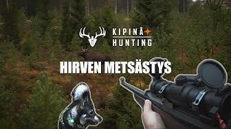HIRVEN METSÄSTYS - JAKSO 8 - KAUSI 2019