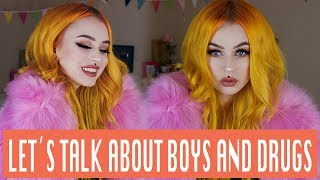 GRWM Hair, Makeup & Outfits | Girl Talk, Dating | Evelina Forsell