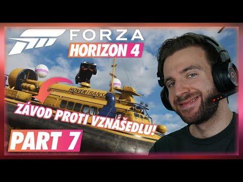 ZÁVOD PROTI VZNÁŠEDLU! | Forza Horizon 4 #07 thumbnail