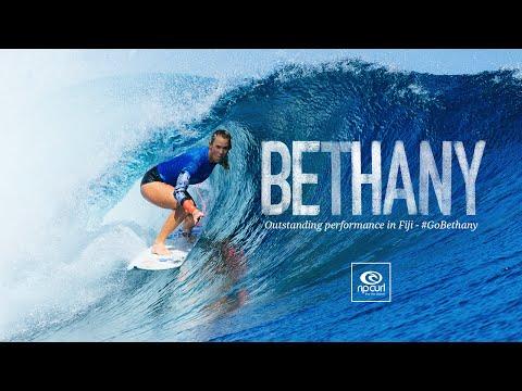 Bethany Hamilton - Outstanding Performance in Fiji   2016 WSL Fiji Pro