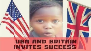 The US and UK invite success adegor