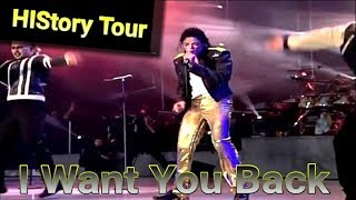 Michael Jackson - Live in Munich - I Want You Back - 1997 HIStory World Tour