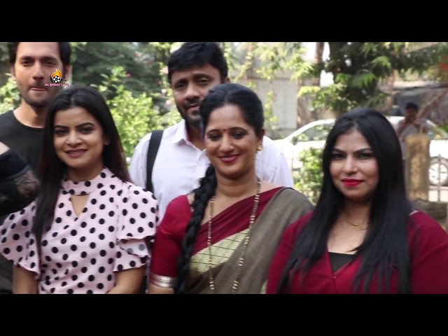 Chulbuli Chachi Serial On Location & Muhurat With Star Cast Press Conference
