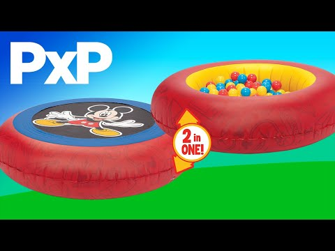 Jump into fun with these Weee-Do trampolines from Jakks Pacific! | A Toy Insider Play by Play