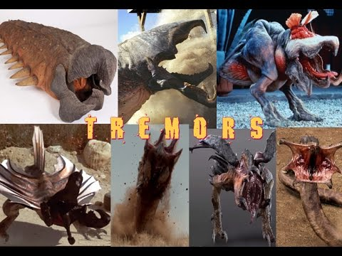 Tremors - All creatures and their deaths (1990 - 2015)