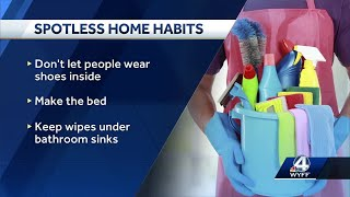 Little things you can do to keep your house cleaner