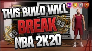 THE BU LD THAT W LL BREAK NBA 2K20