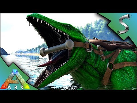 ARK MOSA MUTATIONS! BREEDING FOR MUTANT MOSASAURUS! - Ark: Mutation Factory