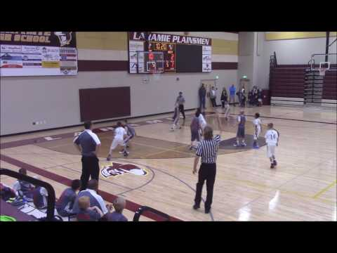 Team Laramie vs. Cheyenne Flight (5th Grade) - November 13, 2016