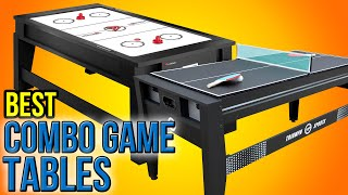 6 Best Combo Game Tables 2016