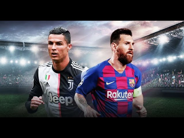 Messi vs C. Ronaldo Fight Football Arena WWE 13 Travel Video