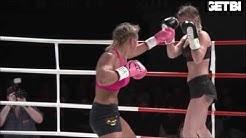 Alicia Melina Boxweltmeisterin