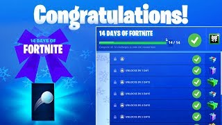 Day 3 REWARD - Play Matches with a Friend - 14 Days of Fortnite Challenges for Free Rewards