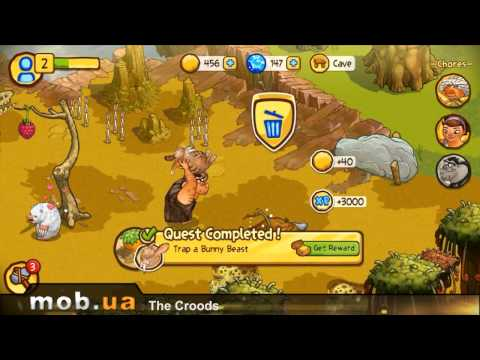 The Croods  для Android - mob.ua