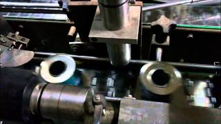Linx 7300 CIJ ink jet printer   DateCoder onto steel - tin cans (solvent cement) Thumbnail