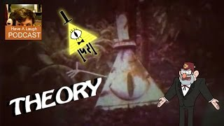Bill Cipher Saved Stan Pines! Gravity Falls (rhyoTe)