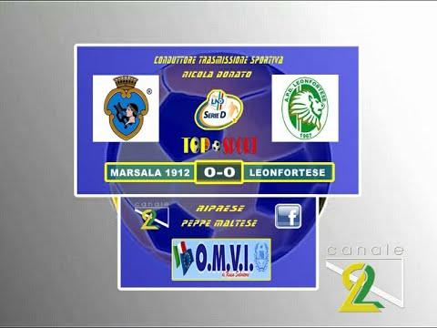 RV MARSALA 1912   LEONFORTESE  0 - 0