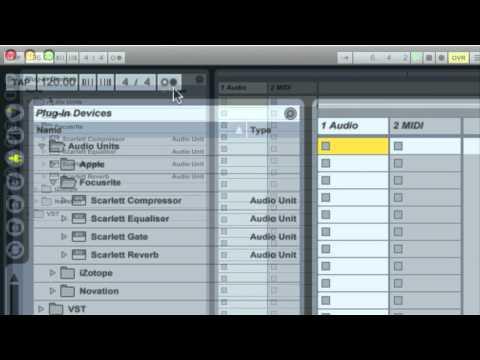 focusrite-//-scarlett-2i2-1st-gen---audio-interface-tutorial