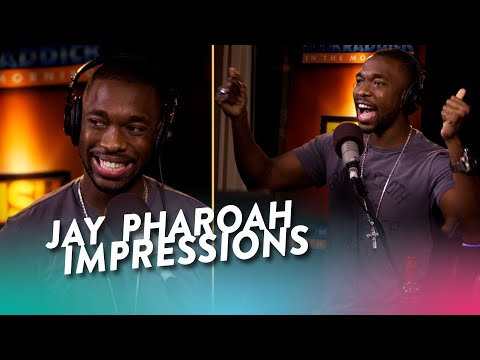 Jay Pharoahs Celebrity Impressions YouTube - Comedian absolutely nails celebrity impressions