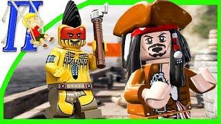 LEGO Пираты Карибского Моря ПЕЛЕГОСТО Часть-6