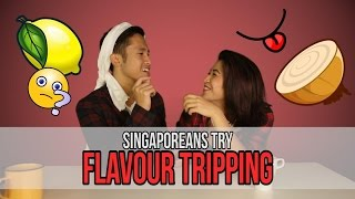 Singaporeans Try: Flavour Tripping (feat. MunahHirziOfficial) | EP 49