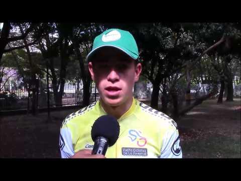 Video entrevista con Julián Cardona campeón en Venezuela