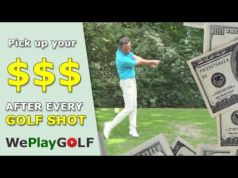 pick-up-your-dollar-bill-after-every-golf-shot!