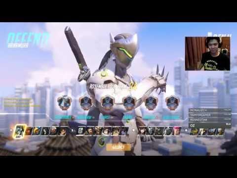 [Overwatch] - ฝึกฝน Genji! (Part 1)