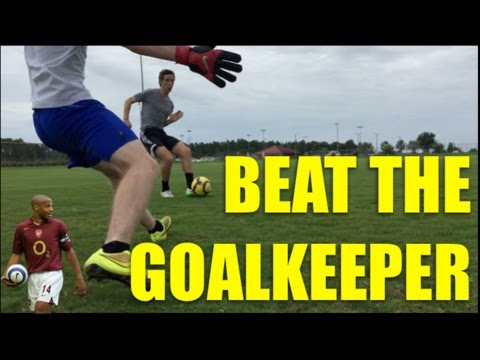 How to Beat the Goalkeeper! | Tutorial