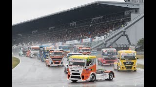Official Highlights of FIA ETRC 2017 Round 3 at Nürburgring