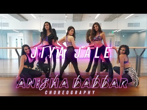 Jiya Jale | Anisha Babbar Choreography | Dil Se