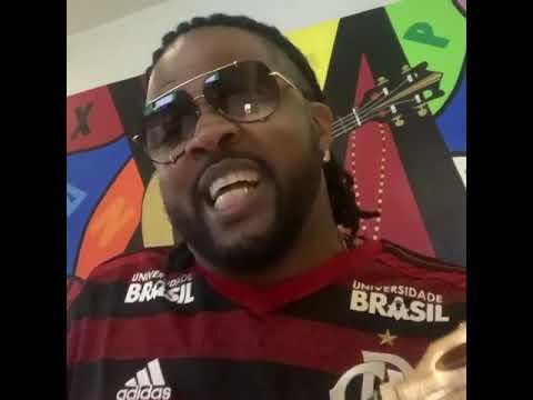 Xande De Pilares Faz Samba Em Homenagem Aos Títulos Do Flamengo Em 2019