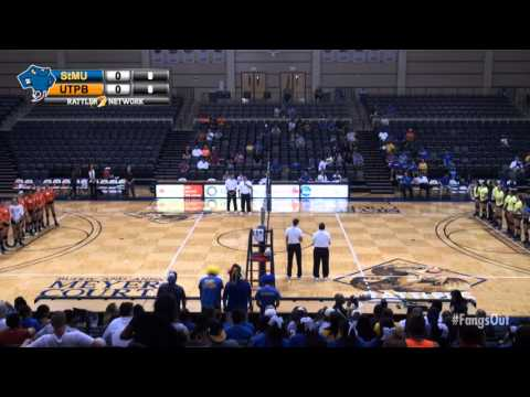 Volleyball StMU vs. UTPB