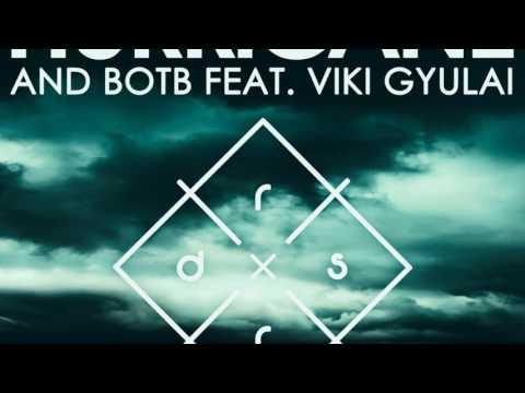 Roberto Rios, Dan Sparks, BOTB Feat. Viki Gyulai - Hurricane (Official Audio)