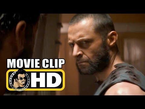 LOGAN (2017) Movie Clip - Logan Meets X-24 HD