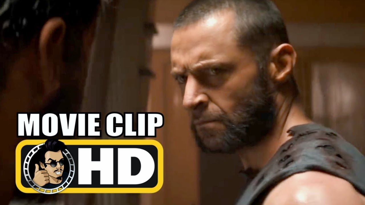 Download LOGAN (2017) Movie Clip - Logan Meets X-24 HD