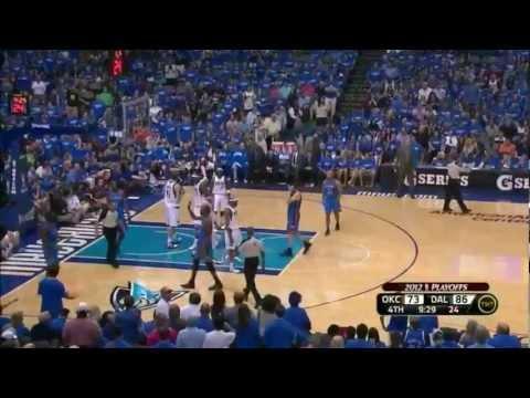 NBA Playoffs 2012: James Harden 29 points Full Highlights (OKC Thunder Vs DAL Mavs GM4) (HD)