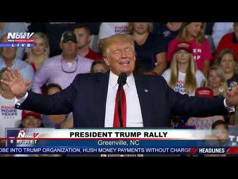 FULL RALLY: President