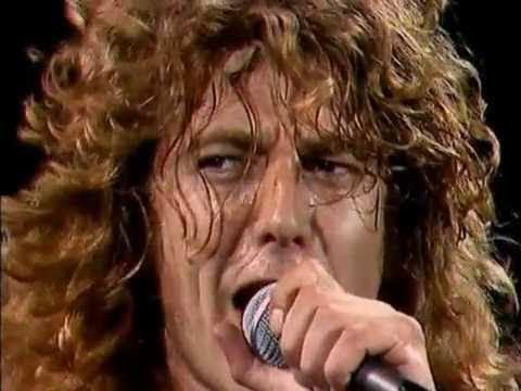 Led Zeppelin wearing & tearing Live