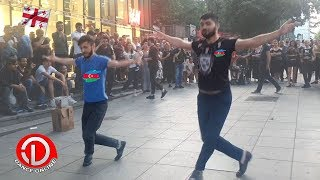Azerbaycanli reqqaslar Tbilisi