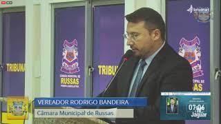 Rodrigo Bandeira   Pronunciamento Russas 23 02 2021