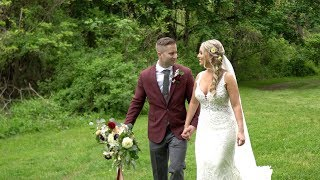 Danielle and TK Wedding Highlight
