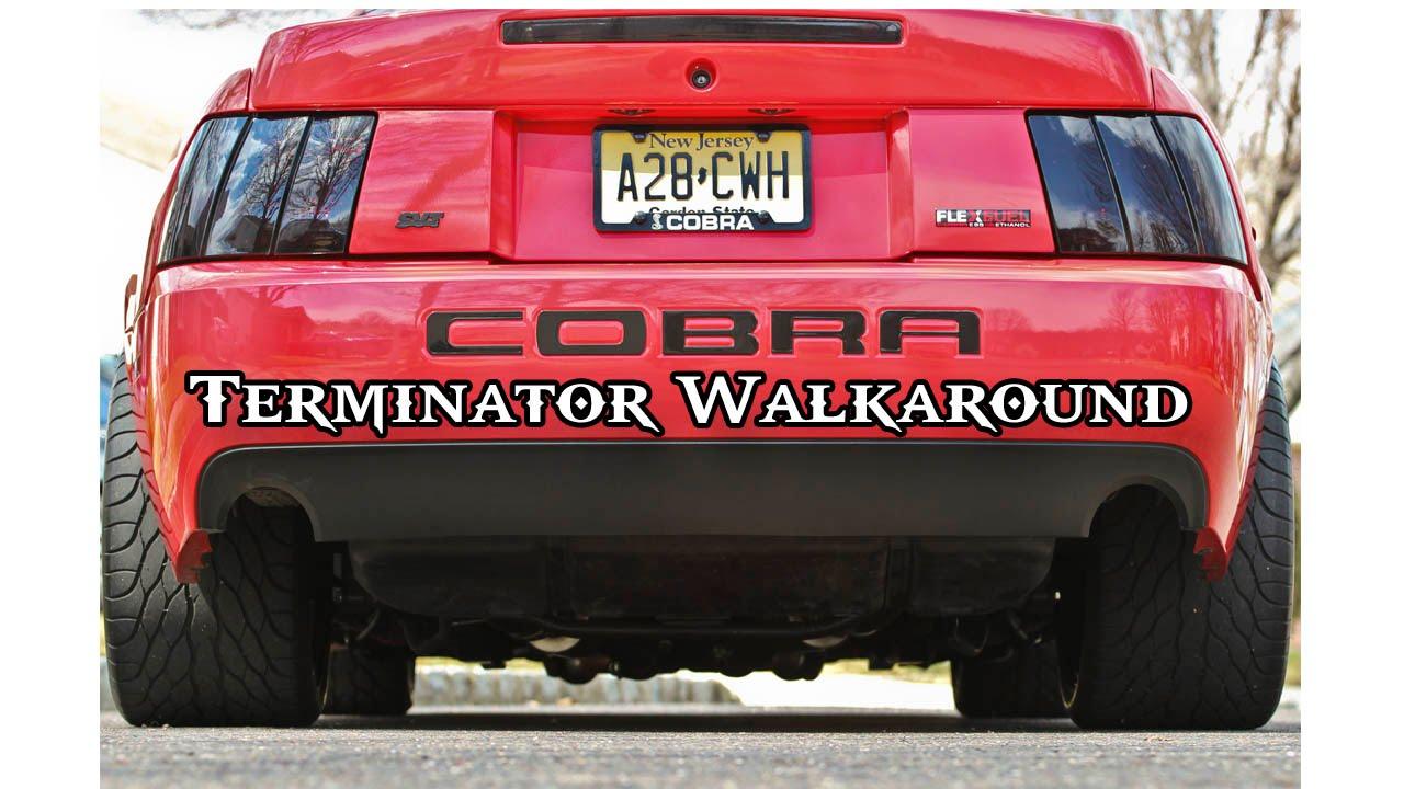 Terminator Cobra Kenne Bell