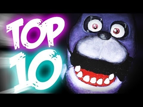 Top 10 Facts About Bonnie – Five Nights at Freddy's